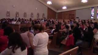 Hora Santa - Padre José Eugenio Hoyos - Reina de los Apóstoles, Alexandria, VA