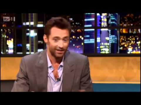 Hugh Jackman Interview (The jonathan ross show) 17/09/11