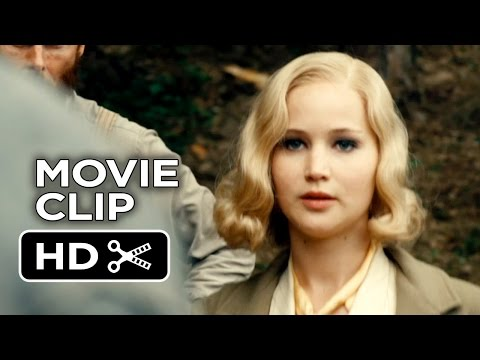 Serena Movie CLIP - Get Back to Work (2015) - Jennifer Lawrence Drama HD
