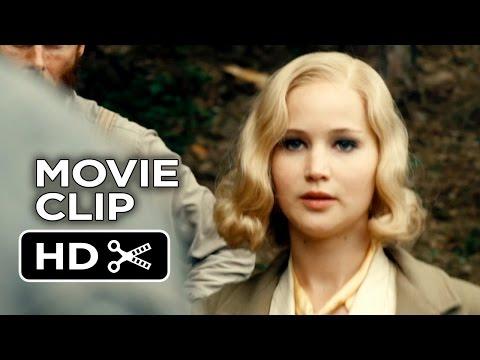 Serena Movie CLIP - Get Back to Work (2015) - Jennifer Lawrence Drama HD