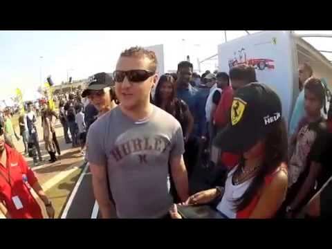 Shell Top Gear Festival 2012 Experience, Durban