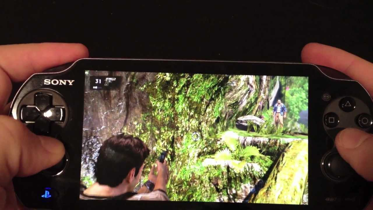 Uncharted Golden Abyss ps Vita Gameplay ps Vita Uncharted Golden