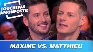 La guerre entre Matthieu Delormeau et Maxime Guény - Les 4/3 de Jean-Luc Lemoine