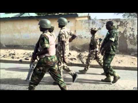 Boko Haram beaten in a month - Nigeria's Goodluck Jonathan