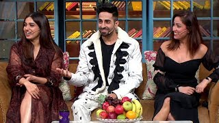 The Kapil Sharma Show - Movie Bala Episode Uncensored | Ayushmann Khurrana, Bhumi, Yami