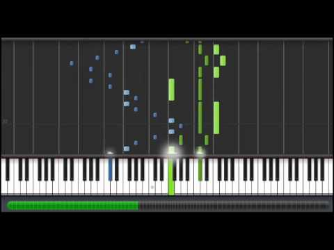 (How to Play) Claude Debussy - Clair de Lune on Piano (100%) Music Videos