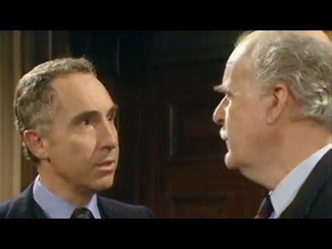 You're a banker - Yes, Minister - BBC