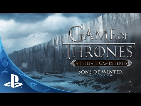 Game of Thrones Episode 4 - Sons of Winter Trailer | PS4, PS3