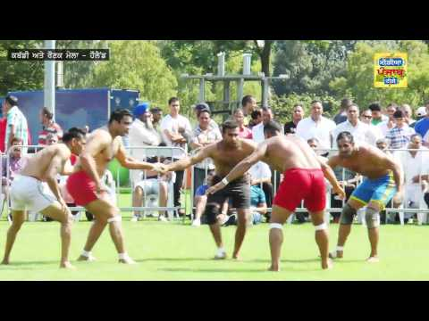 Holland Kabbadi and Ronak Mela 2014 Part1 Media Punjab TV