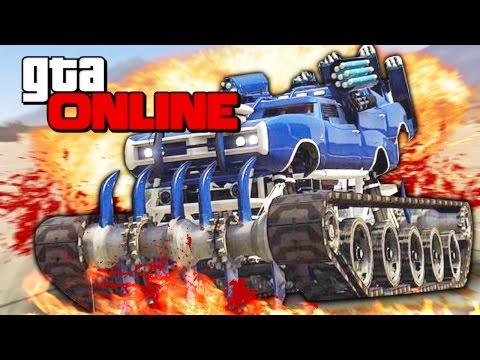 GTA 5 Online (PC) - Большой Гигант! #150