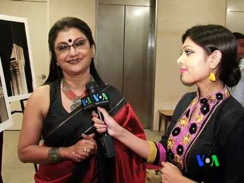 Interview with Aparna Sen, Actress, Writer & Director