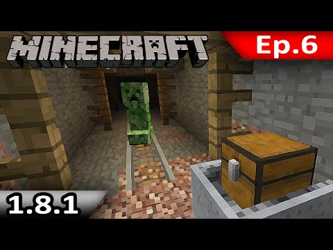 Tackle⁴⁸²⁶ Minecraft (1.8.1) #6 - จบเกิบจะสวย