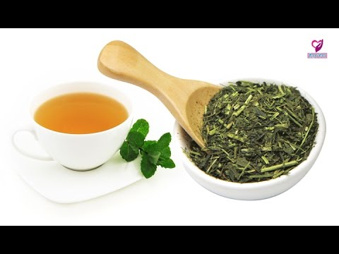 ग्रीन टी के फायदे | Green Tea Health Benefits | Health Care Tips In Hindi