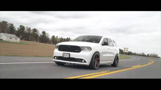 Dodge Durango RT | Velgen Wheels Classic5 Bronze | 22""