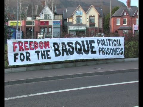 Sinn Féin supports Basque prisoners repatriation and release