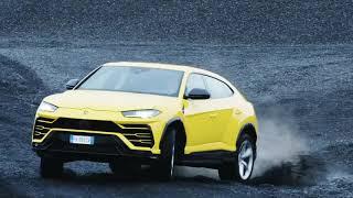 Lamborghini Urus l A travel Through Iceland
