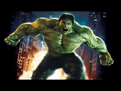 The Incredible Hulk(2008) Movie Review