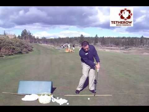 Golf Pro Impact Drill - Martin Chuck, PGA - Tetherow Golf Club