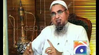Maulana Aslam Shaikhupuri - Ay Imaan Walo - Geo Tv - www.darsequran.com