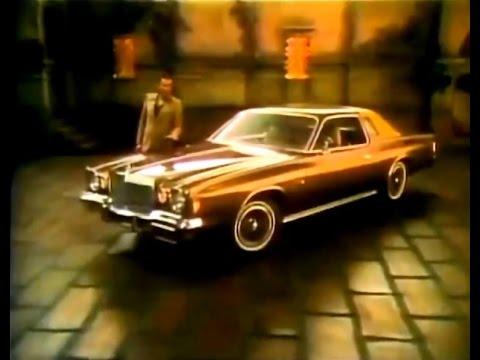 Ricardo Montalban For Chrysler (1975)
