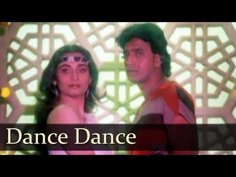 Dance Dance - Mithun Chakraborty - Kasam Paida Karne Wale Ki...