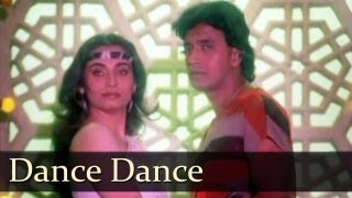 Kasam Paida Karne Wale Ki Video Song from Dance Dance
