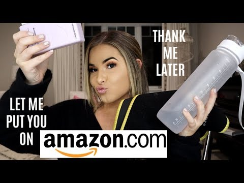 AMAZON products you NEED in your life- thank me later