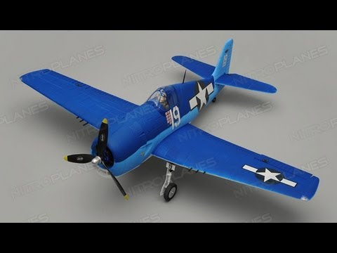 Dynam F6F Hellcat Build by Jeff