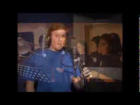 Javier Zanetti canta