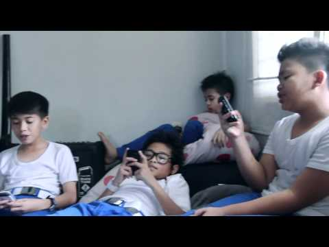 Coboy Jr - Cinta (cover) video