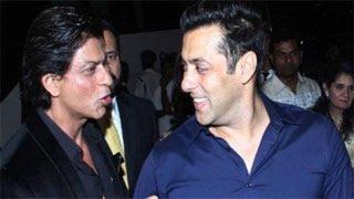Shahrukh khan ATTENDS Salman khans sister Arpita Khans GRAND RECEPTION