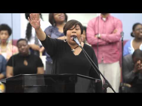 Chrystal Rucker at Hope Community Church 4/28/2013