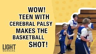 Basketball Team Helps Boy with Special Needs Score! Must Watch!!! 🏀