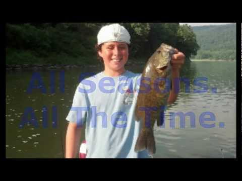 New Jersey Bass Fishing Intro 2013