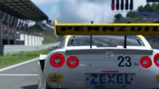 Gran Turismo™SPORT Daily Race 514 Spielberg Nissan GT-R GT500 Onboard