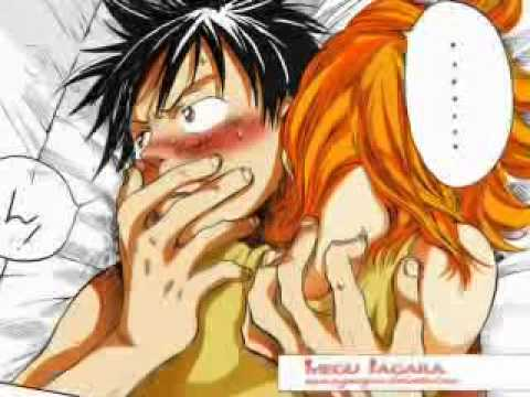 Luffy and Nami - YouTube