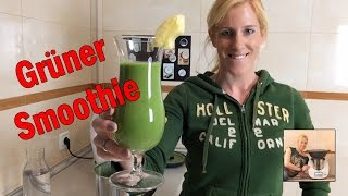 Grüner Smoothie aus dem Thermomix® TM5 - Green Smoothie