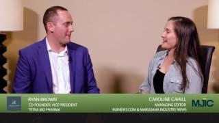World of Cannabis Interview: Tetra Bio Pharma - Ryan Brown