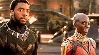 Black Panther 'Return From Civil War' Trailer (2018) Marvel HD