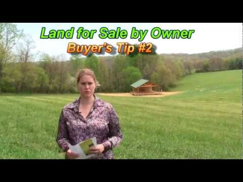 Land & Farm - Buyer's Tip #2