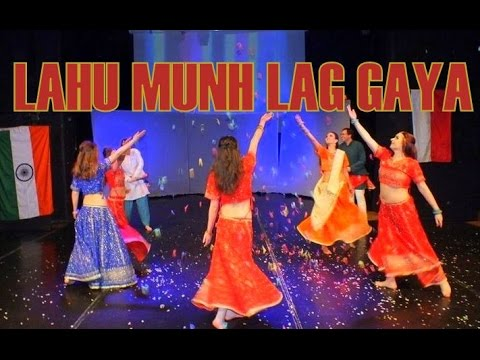 Bollywood & Garba - Lahu Munh Lag Gaya - Saathi Dance & Events...