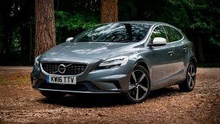 2016 Volvo V40 T3 R Design Review