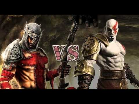 Custom Themes: Dante( Dante's Inferno) vs Kratos(God of War)