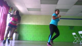 Advanced Zumba Routine to Timber by Pitbull and Ke$ha