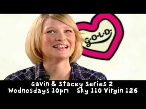 Gavin and Stacey - Series 2 begins on GOLD April 14th Video