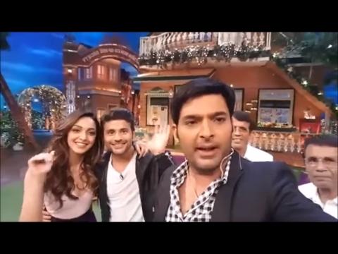 The Kapil Sharma Show (Behind The Scene) - Kapil Sharma, Kiara Advani, Abbas Mustan thumbnail
