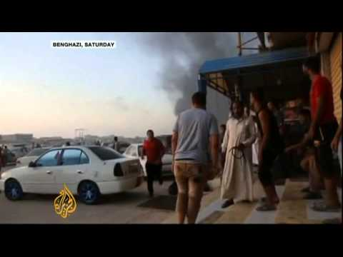 Libya army chief resigns over militia fighting