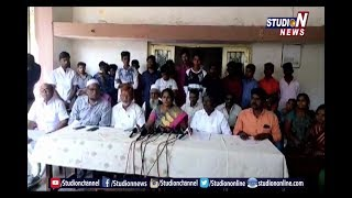 Karimnagar Municipal 12th Divisional Corp-orator Resigns To TRS Party | Studio N