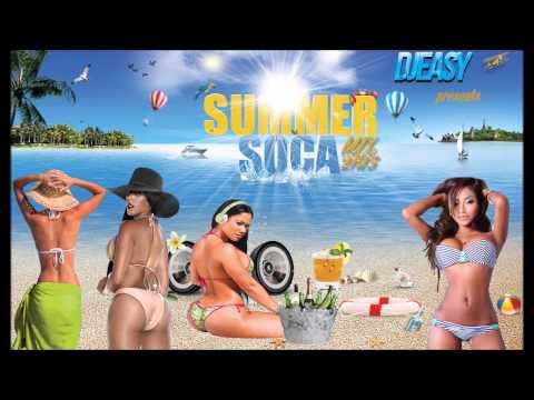 Soca 2015  Summer Party mix [Trinidad,Antigua,St  Vincent,Barbados,Dominica,Grenada,St Lucia +++]