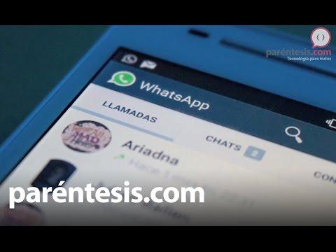 #MartesDeNoticias: 6 razones para perder tu WhatsApp y los celulares que actualizan a Android N #1